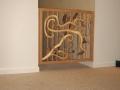 Gate sculpture A1